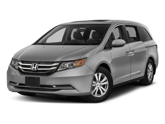 2017 Honda Odyssey Ex L In Bloomington Andy Mohr