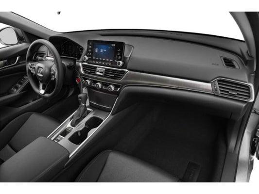 Honda Accord Lx >> 2019 Honda Accord Lx