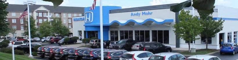 Honda Dealerships Near Me >> Used Honda Dealership Near Me Andy Mohr Honda